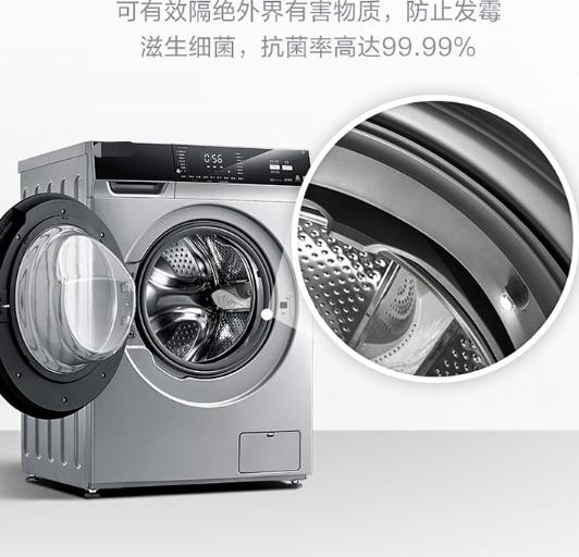 滚筒洗衣机在使用后为何打不开门